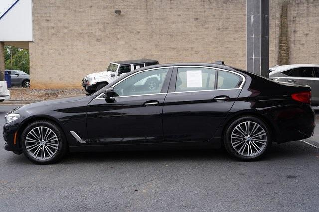 Used 2018 BMW 5 Series 530i xDrive for sale $37,496 at Gravity Autos Roswell in Roswell GA 30076 4