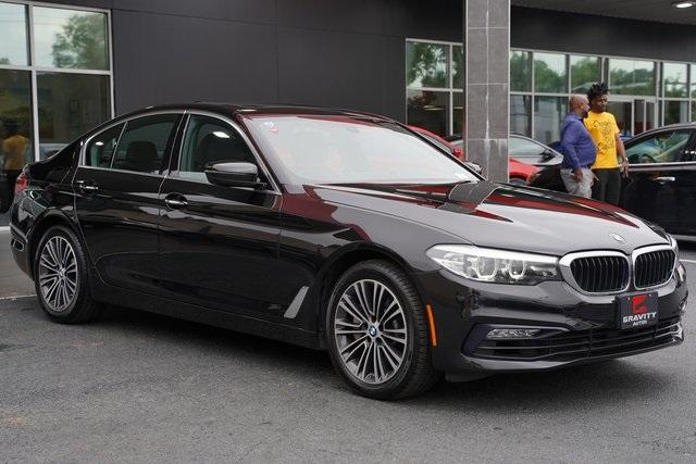 Used 2018 BMW 5 Series 530i xDrive for sale $37,496 at Gravity Autos Roswell in Roswell GA 30076 7