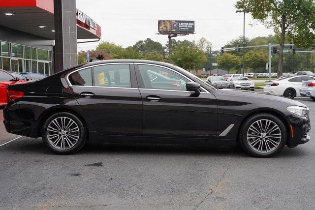 Used 2018 BMW 5 Series 530i xDrive for sale $37,496 at Gravity Autos Roswell in Roswell GA 30076 8