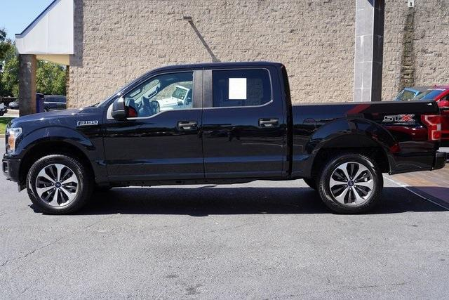 Used 2020 Ford F-150 XL for sale $40,996 at Gravity Autos Roswell in Roswell GA 30076 4