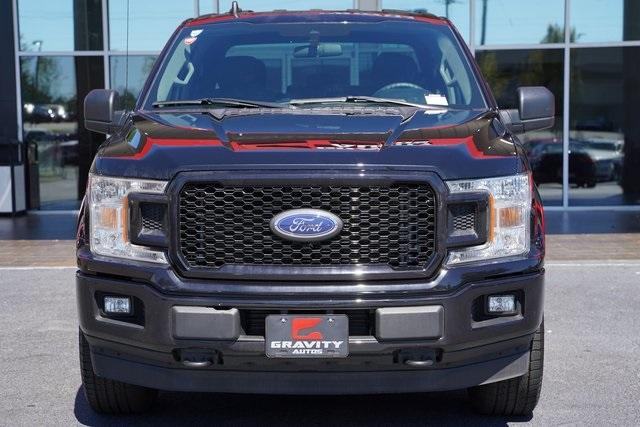 Used 2020 Ford F-150 XL for sale $40,996 at Gravity Autos Roswell in Roswell GA 30076 6