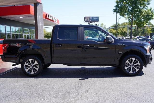 Used 2020 Ford F-150 XL for sale $40,996 at Gravity Autos Roswell in Roswell GA 30076 8