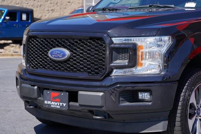 Used 2020 Ford F-150 XL for sale $40,996 at Gravity Autos Roswell in Roswell GA 30076 9
