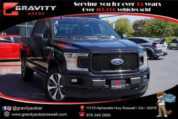 Used 2020 Ford F-150 XL for sale $40,996 at Gravity Autos Roswell in Roswell GA