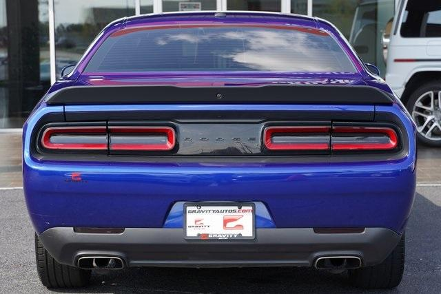 Used 2020 Dodge Challenger SXT for sale Sold at Gravity Autos Roswell in Roswell GA 30076 12