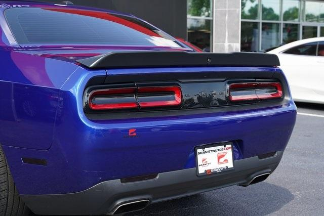 Used 2020 Dodge Challenger SXT for sale Sold at Gravity Autos Roswell in Roswell GA 30076 14