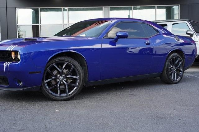 Used 2020 Dodge Challenger SXT for sale Sold at Gravity Autos Roswell in Roswell GA 30076 3