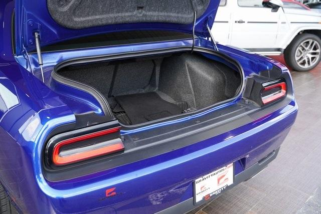 Used 2020 Dodge Challenger SXT for sale Sold at Gravity Autos Roswell in Roswell GA 30076 33