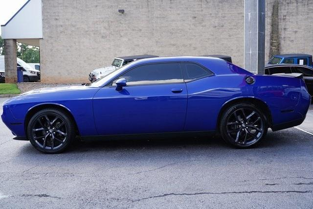 Used 2020 Dodge Challenger SXT for sale Sold at Gravity Autos Roswell in Roswell GA 30076 4