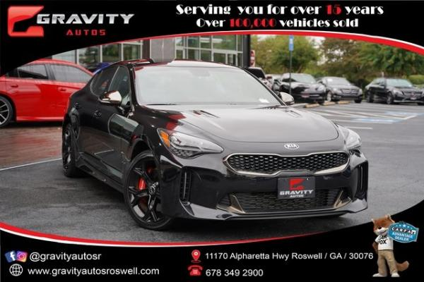 Used 2019 Kia Stinger GT for sale $35,992 at Gravity Autos Roswell in Roswell GA