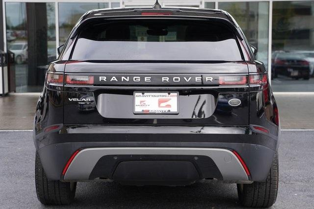 Used 2018 Land Rover Range Rover Velar P380 S for sale $45,996 at Gravity Autos Roswell in Roswell GA 30076 12
