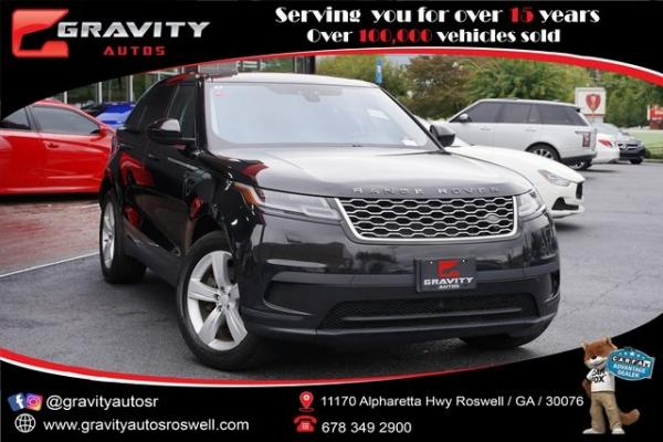 Used 2018 Land Rover Range Rover Velar P380 S for sale $45,996 at Gravity Autos Roswell in Roswell GA