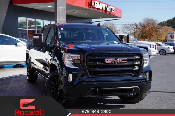 Used 2020 GMC Sierra 1500 Elevation for sale $48,996 at Gravity Autos Roswell in Roswell GA