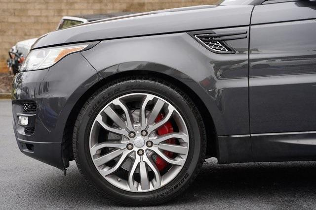 Used 2016 Land Rover Range Rover Sport 5.0L V8 Supercharged for sale Sold at Gravity Autos Roswell in Roswell GA 30076 10