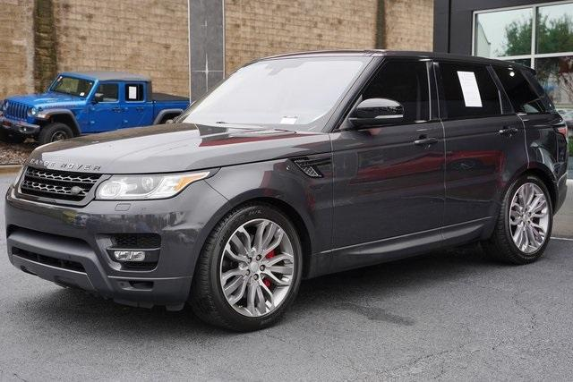 Used 2016 Land Rover Range Rover Sport 5.0L V8 Supercharged for sale Sold at Gravity Autos Roswell in Roswell GA 30076 5