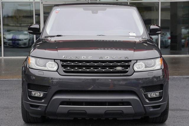 Used 2016 Land Rover Range Rover Sport 5.0L V8 Supercharged for sale Sold at Gravity Autos Roswell in Roswell GA 30076 6
