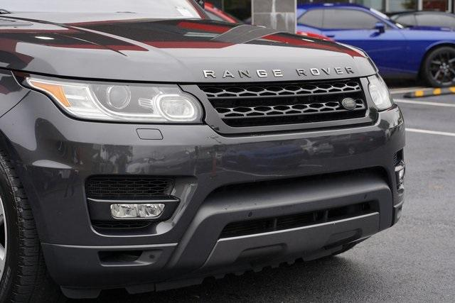 Used 2016 Land Rover Range Rover Sport 5.0L V8 Supercharged for sale Sold at Gravity Autos Roswell in Roswell GA 30076 9