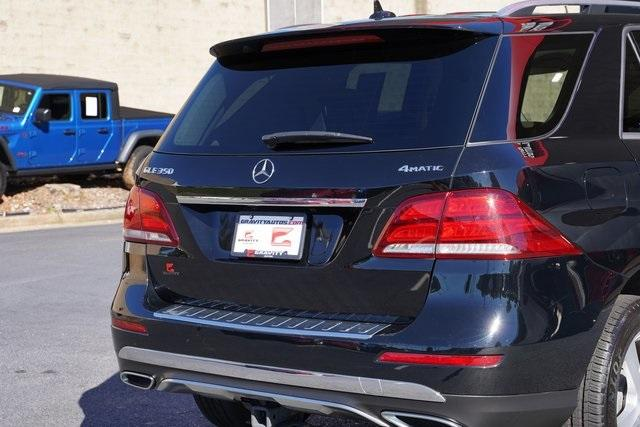 Used 2018 Mercedes-Benz GLE GLE 350 for sale $36,996 at Gravity Autos Roswell in Roswell GA 30076 13