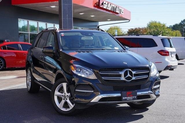 Used 2018 Mercedes-Benz GLE GLE 350 for sale $36,996 at Gravity Autos Roswell in Roswell GA 30076 2