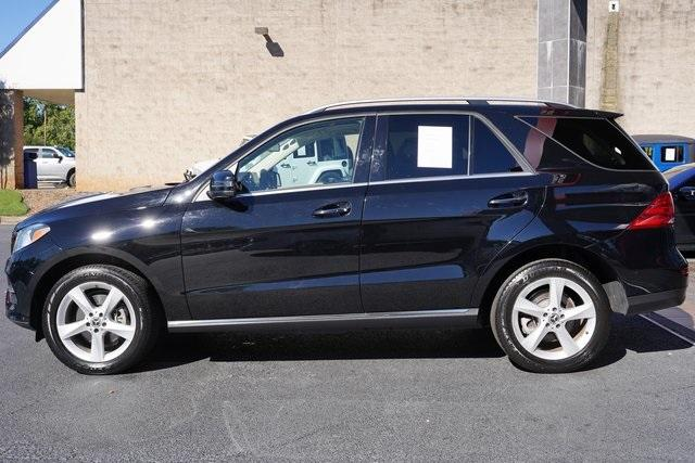Used 2018 Mercedes-Benz GLE GLE 350 for sale $36,996 at Gravity Autos Roswell in Roswell GA 30076 4