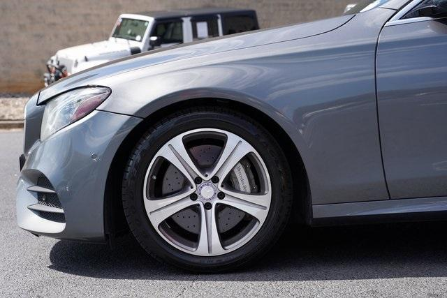 Used 2018 Mercedes-Benz E-Class E 400 for sale $37,996 at Gravity Autos Roswell in Roswell GA 30076 10