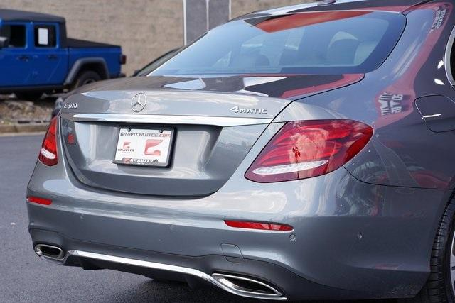 Used 2018 Mercedes-Benz E-Class E 400 for sale $37,996 at Gravity Autos Roswell in Roswell GA 30076 14