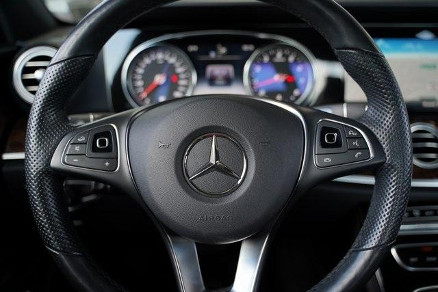 Used 2018 Mercedes-Benz E-Class E 400 for sale $37,996 at Gravity Autos Roswell in Roswell GA 30076 16