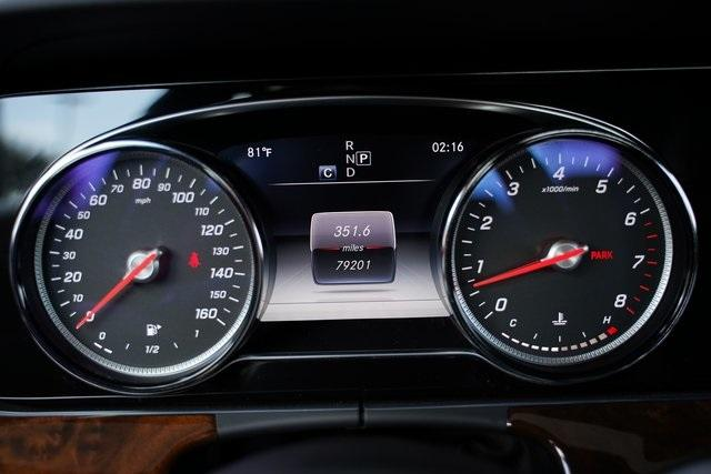 Used 2018 Mercedes-Benz E-Class E 400 for sale $37,996 at Gravity Autos Roswell in Roswell GA 30076 19