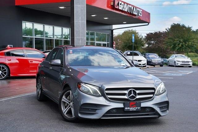 Used 2018 Mercedes-Benz E-Class E 400 for sale $37,996 at Gravity Autos Roswell in Roswell GA 30076 2