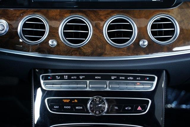 Used 2018 Mercedes-Benz E-Class E 400 for sale $37,996 at Gravity Autos Roswell in Roswell GA 30076 24