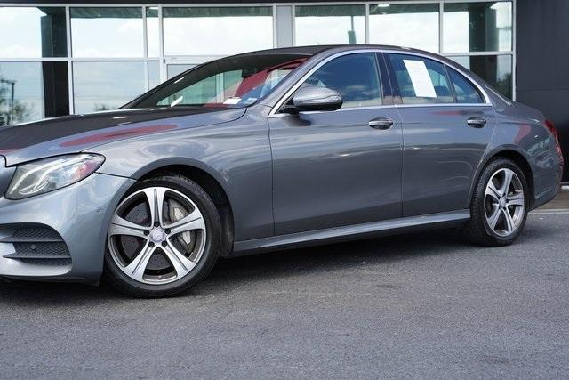 Used 2018 Mercedes-Benz E-Class E 400 for sale $37,996 at Gravity Autos Roswell in Roswell GA 30076 3