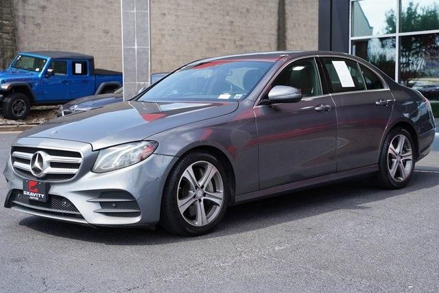 Used 2018 Mercedes-Benz E-Class E 400 for sale $37,996 at Gravity Autos Roswell in Roswell GA 30076 5