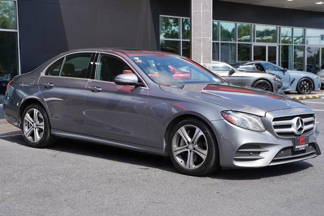 Used 2018 Mercedes-Benz E-Class E 400 for sale $37,996 at Gravity Autos Roswell in Roswell GA 30076 7