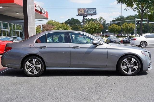 Used 2018 Mercedes-Benz E-Class E 400 for sale $37,996 at Gravity Autos Roswell in Roswell GA 30076 8