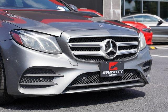 Used 2018 Mercedes-Benz E-Class E 400 for sale $37,996 at Gravity Autos Roswell in Roswell GA 30076 9