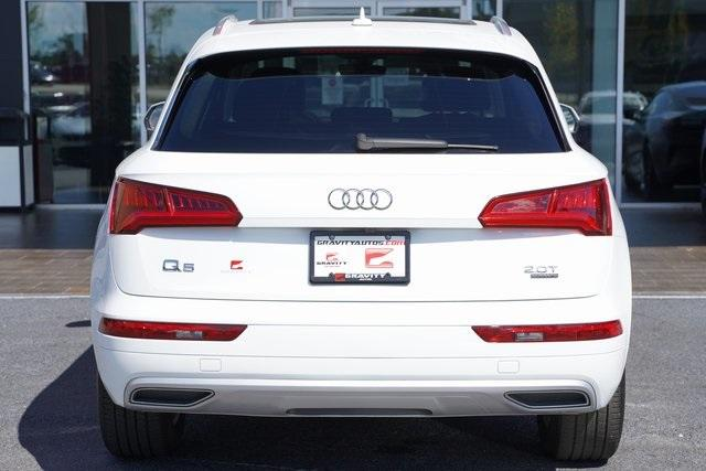 Used 2018 Audi Q5 2.0T for sale $31,496 at Gravity Autos Roswell in Roswell GA 30076 11