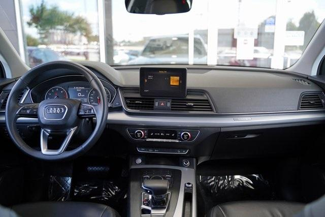 Used 2018 Audi Q5 2.0T for sale $31,496 at Gravity Autos Roswell in Roswell GA 30076 14