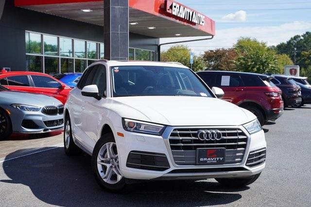 Used 2018 Audi Q5 2.0T for sale $31,496 at Gravity Autos Roswell in Roswell GA 30076 2