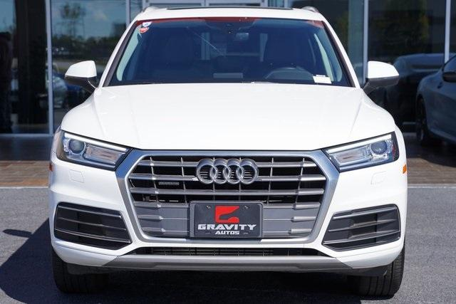 Used 2018 Audi Q5 2.0T for sale $31,496 at Gravity Autos Roswell in Roswell GA 30076 6