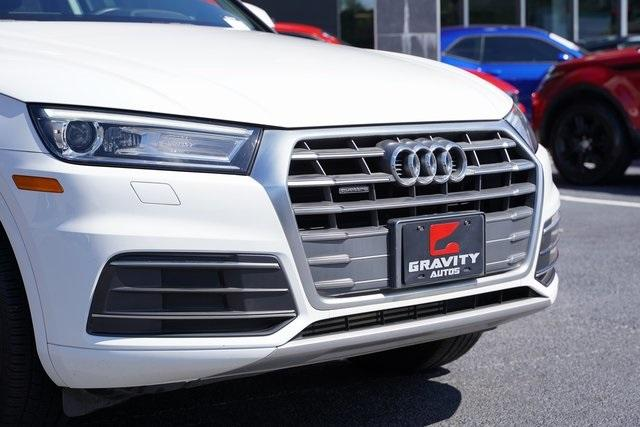 Used 2018 Audi Q5 2.0T for sale $31,496 at Gravity Autos Roswell in Roswell GA 30076 9