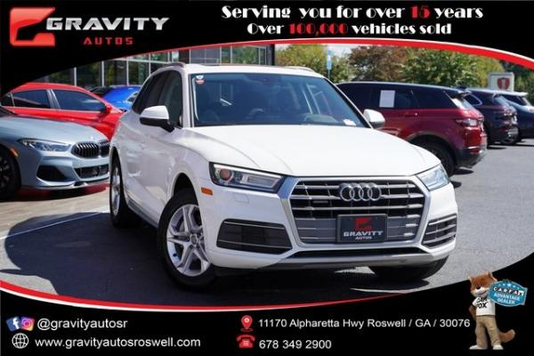 Used 2018 Audi Q5 2.0T for sale $31,496 at Gravity Autos Roswell in Roswell GA