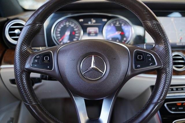 Used 2017 Mercedes-Benz E-Class E 300 for sale $32,996 at Gravity Autos Roswell in Roswell GA 30076 16