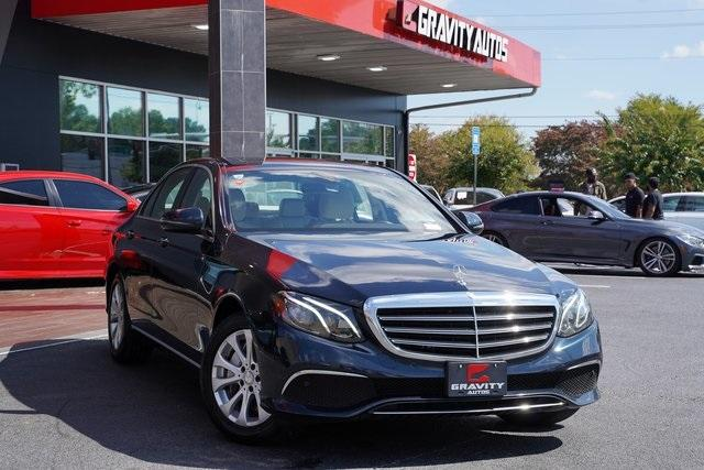 Used 2017 Mercedes-Benz E-Class E 300 for sale $32,996 at Gravity Autos Roswell in Roswell GA 30076 2