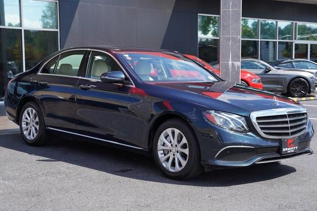 Used 2017 Mercedes-Benz E-Class E 300 for sale $32,996 at Gravity Autos Roswell in Roswell GA 30076 7
