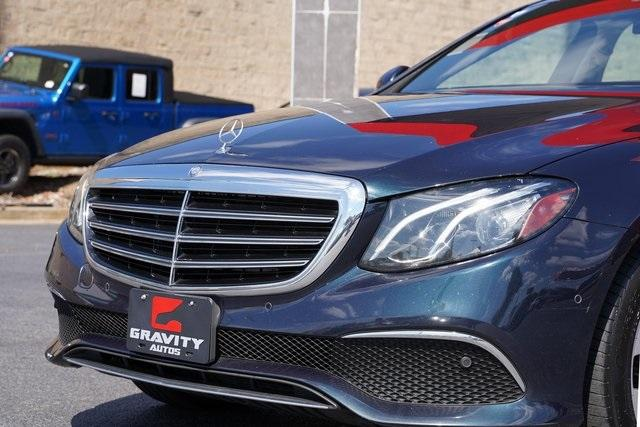 Used 2017 Mercedes-Benz E-Class E 300 for sale $32,996 at Gravity Autos Roswell in Roswell GA 30076 9