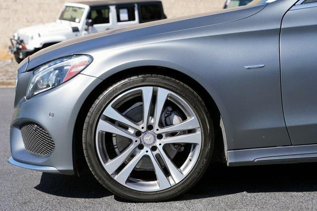 Used 2017 Mercedes-Benz C-Class C 300 for sale $32,496 at Gravity Autos Roswell in Roswell GA 30076 11
