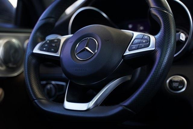 Used 2017 Mercedes-Benz C-Class C 300 for sale $32,496 at Gravity Autos Roswell in Roswell GA 30076 17