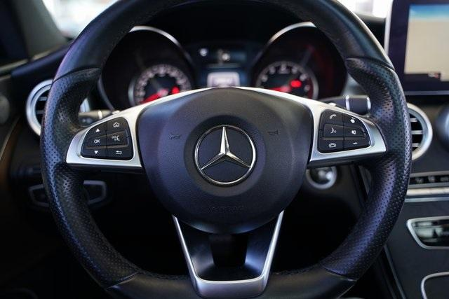 Used 2017 Mercedes-Benz C-Class C 300 for sale $32,496 at Gravity Autos Roswell in Roswell GA 30076 18