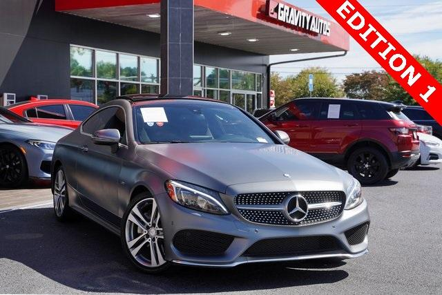 Used 2017 Mercedes-Benz C-Class C 300 for sale $32,496 at Gravity Autos Roswell in Roswell GA 30076 2