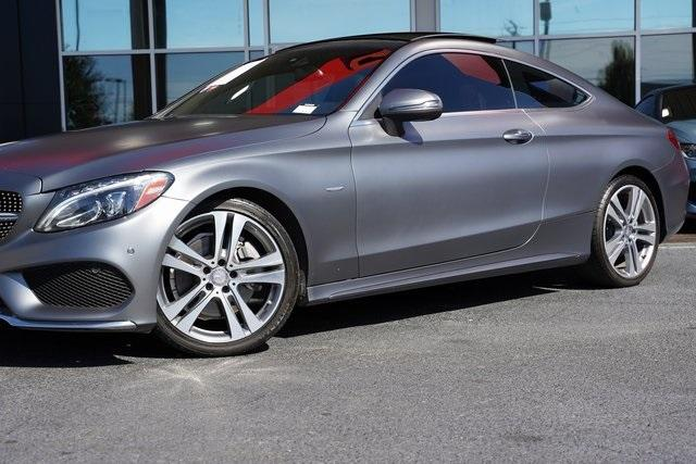 Used 2017 Mercedes-Benz C-Class C 300 for sale $32,496 at Gravity Autos Roswell in Roswell GA 30076 3